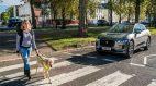 Jaguar I Pace Audible Vehicle Alert System