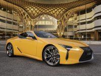 lexus LC flagship coupe