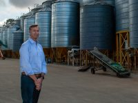 Pacific Seeds managing director Barry Croker