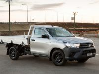 Toyota HiLux 4x2 Workmate single cab-chassis