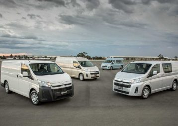 toyota hiace 2019 june the fence
