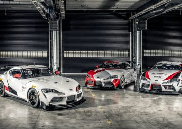 Toyota GAZOO Racing will launch a racing GR Supra GT4 next year that will be available for customer teams to buy