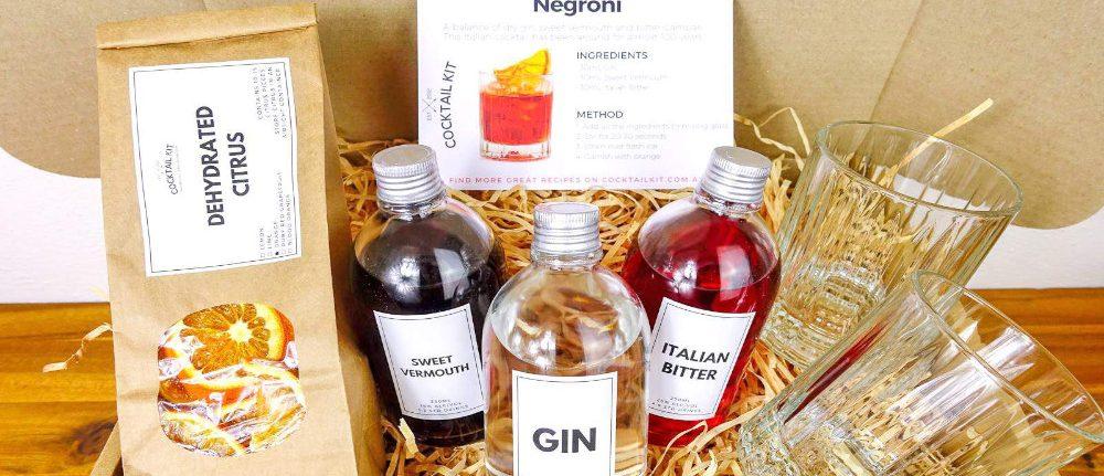 Negroni Cocktail Set
