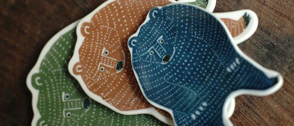 Kata Kata ceramics - Bear - 3